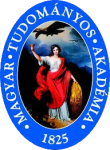 The logo of the Hungarian Academic of Sciences