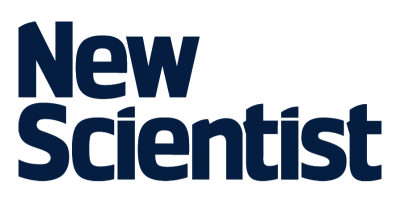 The logo of the New Scientist