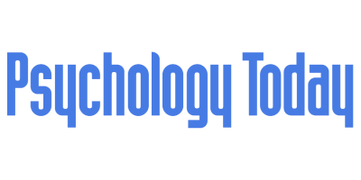 The logo of the Psychology Today